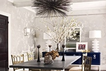 Dining Rooms / by Melissa Adair