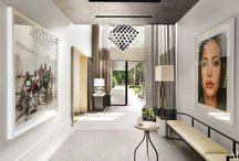 Entry & Hallways / by Melissa Adair