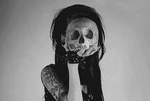 Skulls, Skulls, Skulls / by Eden Eldredge