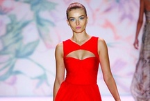 ~Monique Lhuillier Spring Summer 2013 Ready-To-Wear Collection~