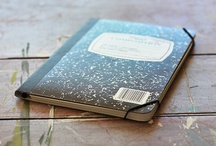 iPad cases that look like books / by Wendi Dunlap