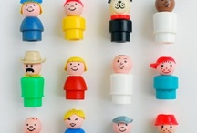 Fisher Price Little People / by Lisa Palmer