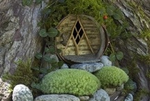 Birds, Faeries, & Gnomes / Just a few ideas for my backyard