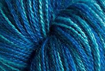 Blue things. / by Wendi Dunlap