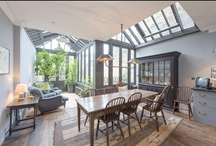 House & Home: Living / by Victoria