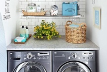 House & Home: Laundry / by Victoria