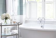 House & Home: Bath / by Victoria