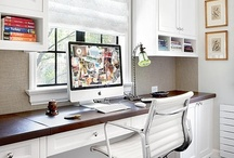 House & Home: Office / by Victoria