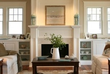 Room Inspiration~FirePlace