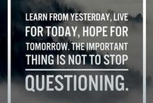 Get Inspired!  / Quote of the day, get motivated, get inspired and make it happen!