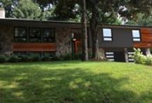 991 - My MCM home / a board of inspiration for outfitting my Mid Century Modern house  / by Carlos Garavito