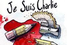Charlie Hebdo / #CharlieHebdo #JesuisCharlie