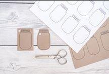 Other Mason Jar Goodies / Mason jar crafts and other goodies.