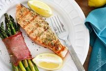 Recipes: Seafood & Fish / by Victoria
