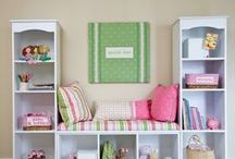 Place for Everything / kid storage