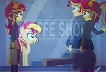 Equestria girls