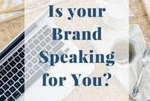Branding and Design / Branding and Design Tips for Online Businesses and Bloggers.