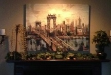 Amazing Mantels / by Tom and Debi Walter