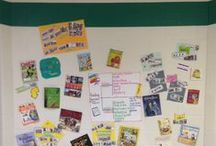 CR Class Bulletin Board/Wall displays / by Marilyn Anderson