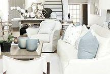 HOME - Living Room / Gorgeous living room decor ideas.