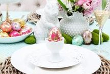HOLIDAY - Easter / Easter ideas. Easter egg hunt ideas, easter egg dying ideas, easter party ideas. Easter brunch and food ideas.