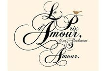 famous phrases / by peek and co