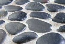 Natural Stone & Shell Mosaics