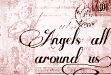 angels / by Annetta Gregory Art