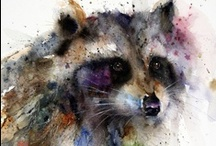 WATERCOLOR PAINTING / My latest fun endeavor of frustration / by Jean Kurnik