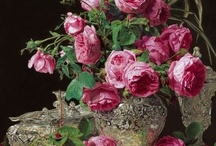 rose paintings / by Annetta Gregory