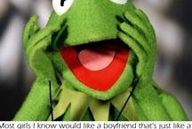 Kermit Frog / by Jean Kurnik