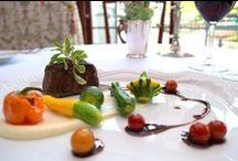 Food & Dining / A variety of food that is expertly prepared in the Smokehouse Restaurant at Antrim 1844 Country House Hotel by Executive Chef Michael Gettier