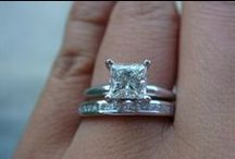 Slight Engagement Ring Obsession / by Chelsea Morrison