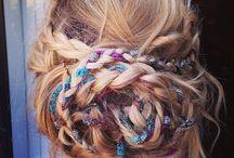 Hair Inspiration / by Julia McDonald