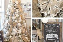 Christmas Ideas / by Lillian Hope Designs
