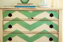Furniture / by Abby McNeil