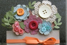 Buttons..Oh, I Love Buttons!!! / Button projects for all occasions and holidays! / by Alice Rikans