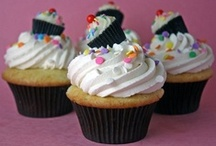 cupcakes / too many ideas, so it gets its own board! / by Kaitlin Davis