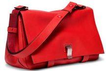 Bags   orange & red