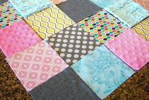 Quilting and Sewing / Clothy-Crafts!  / by Nyssa Baca