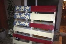 Things to do with pallets / by Rebecca Ford
