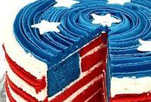 Fourth of July Ideas / Fourth of July Ideas - July 4th Parties - July 4th Ideas - Fourth of July fashion - Fourth of July Home Decor - July 4th Decor / by Lillian Hope Designs