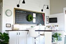 HOME - Office & Craftroom Ideas / Awesome home office ideas. Work space ideas. Great craft room ideas.