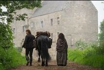 OUTLANDER BOOKS & SERIES / My love of Outlander books and now the series is endless.  / by Melanie Friedman