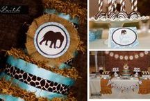 Baby Shower Ideas / by Lillian Hope Designs