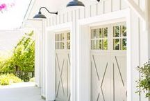HOME - Exterior Ideas / Home exterior ideas. Gorgeous curb appeal and home exteriors.