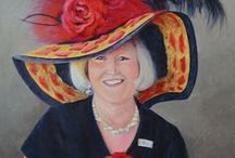 Annetta Gregory Paintings / oil paintings by Annetta Gregory Art. / by Annetta Gregory Art