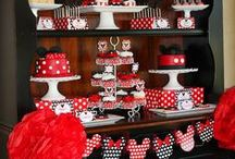 Girl and Boy Birthday Party Ideas / by Lillian Hope Designs