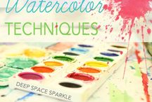 Homeschool Ideas/Art Basics / by Amanda Anderson