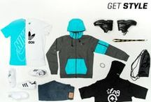 Get Style - 2013 Gift Guide / Find the post game look they want on this Eastbay Gift Guide  / by Eastbay